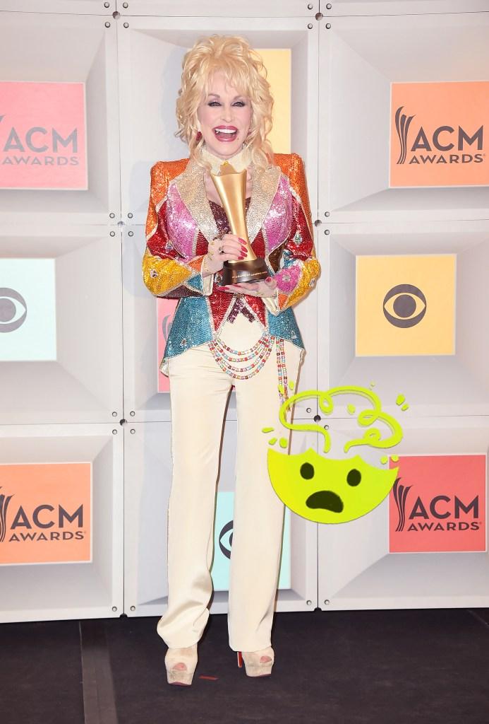 Dolly Parton, 2016.
