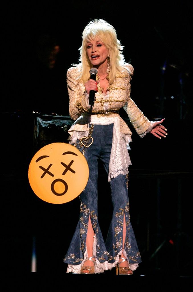 Dolly Parton, 2005.