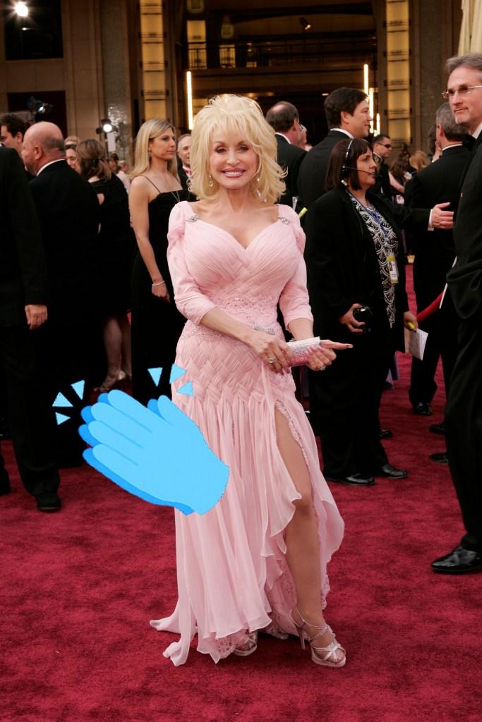 Dolly Parton, 2006.