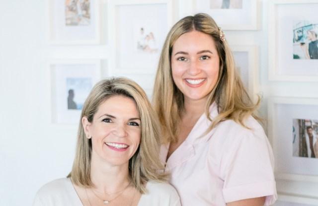 Emily Ward and Jess Hunichen