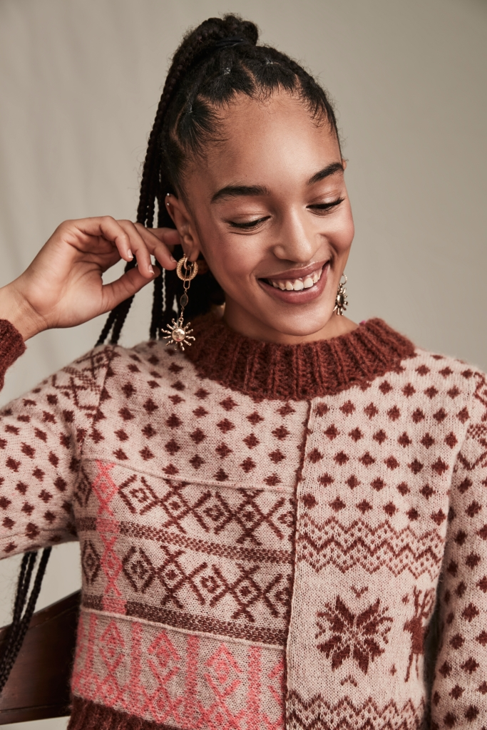 Holiday Sweaters 2020 Free People Snow Globe Pullover