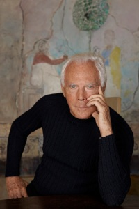 Giorgio Armani on Why the Oscars 2021 Red Carpet Matters