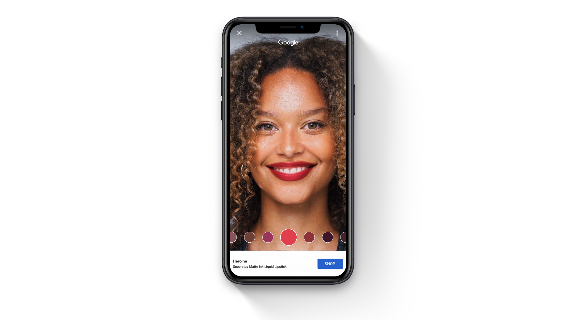 Augmented reality makeup try-ons are coming to Google Search.
