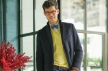 Brooks Brothers promoted more-casual pieces in its holiday campaign this year.