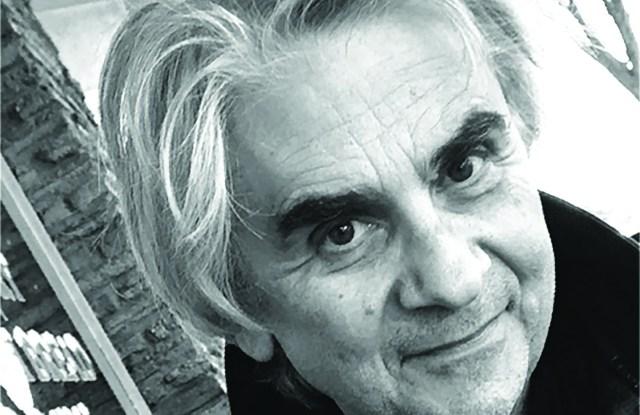 Former WWD art director James Spina.