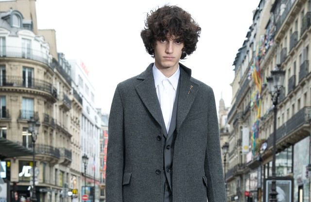 Louis Vuitton Men's Pre-Fall 2021