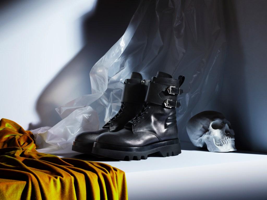 Nomenklatura Studio's new Parabellum Mkll boot.