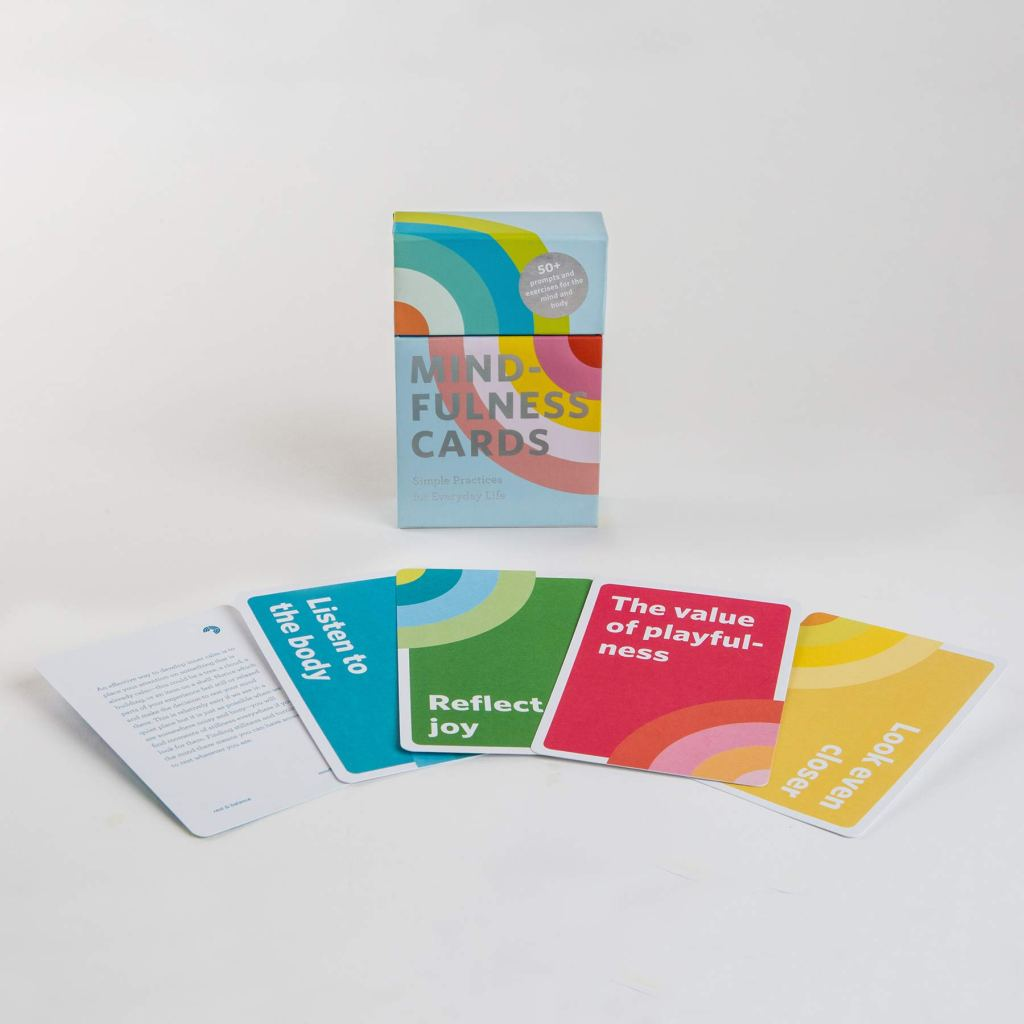 Christmas Gifts 2020 Mindfulness Cards