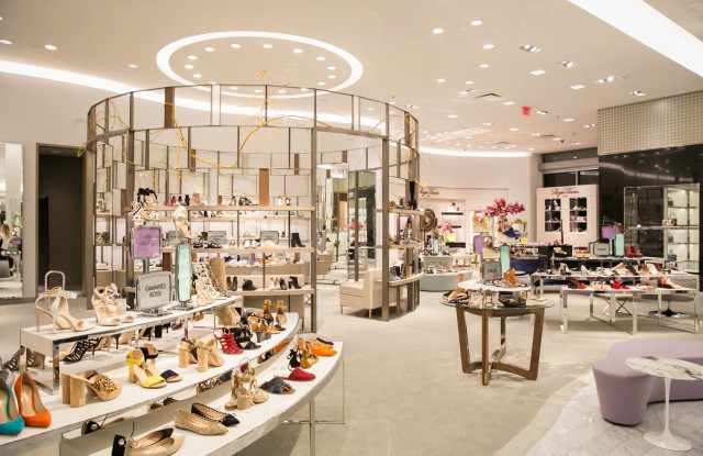 Inside the Neiman Marcus flagship in Beverly Hills.