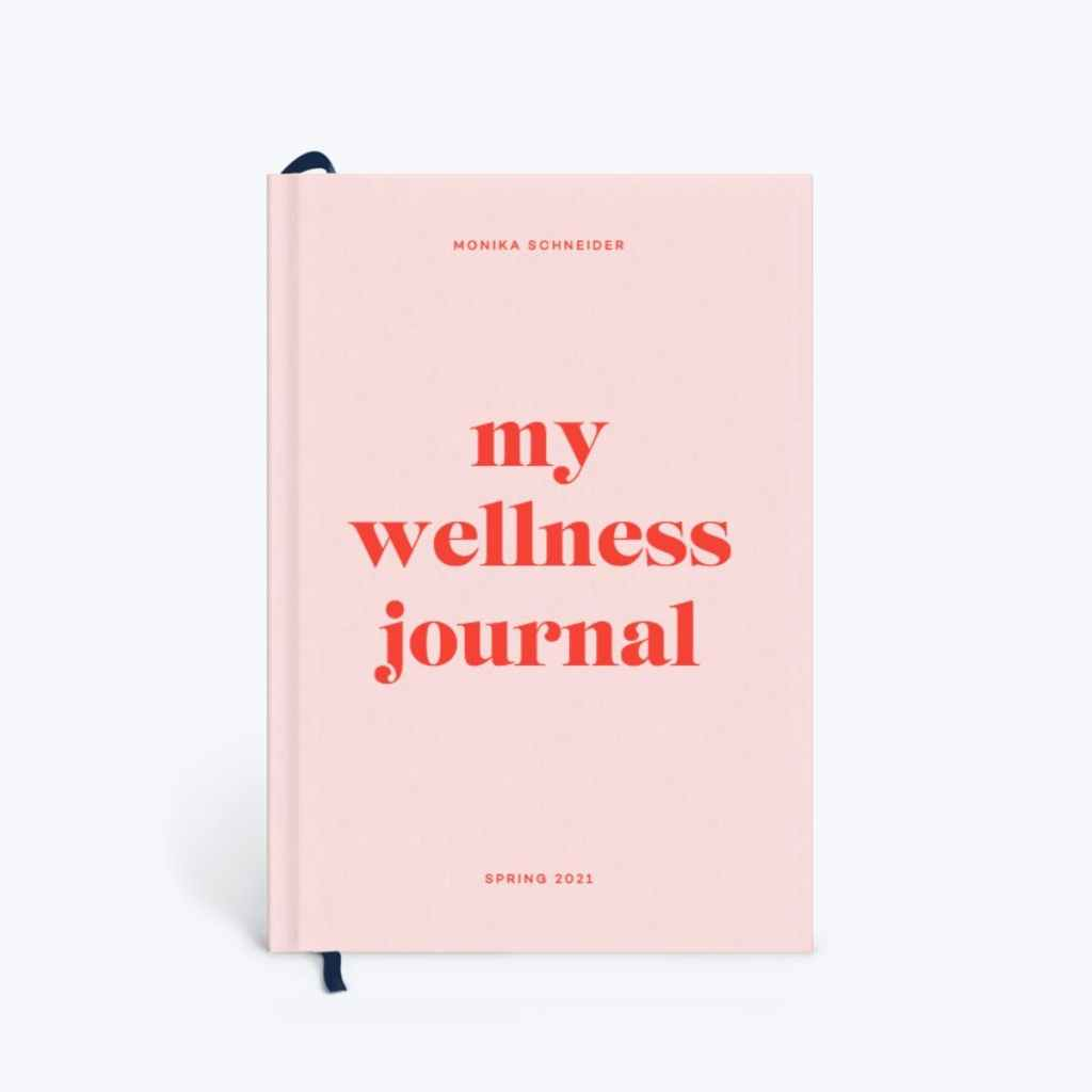 Christmas Gifts 2020 Papier's Wellness journal