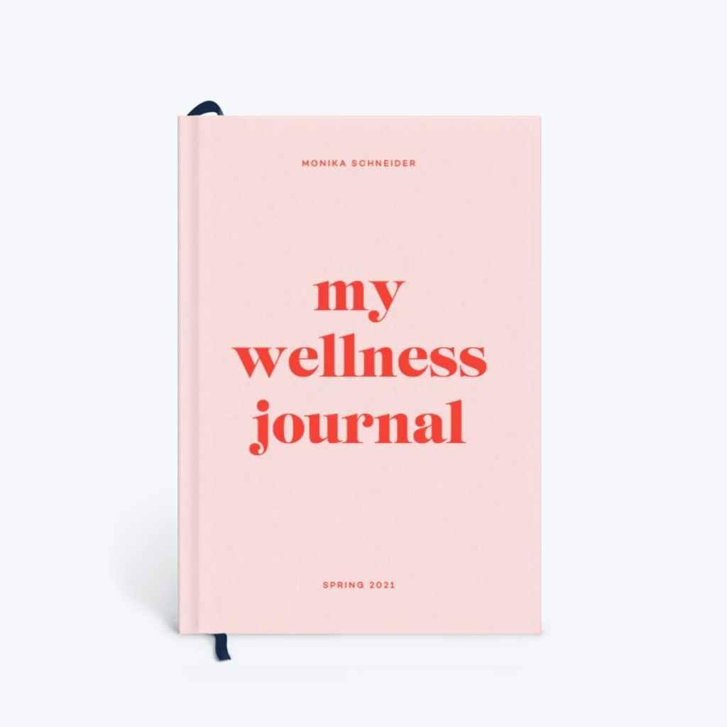 Christmas Gifts 2020 Papier's Wellness journal