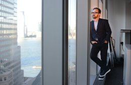 Raúl Martinez will begin as creative director of Victoria's Secret Lingerie in January.