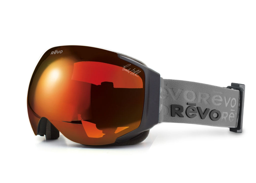 The Revo x Bode Miller goggles.