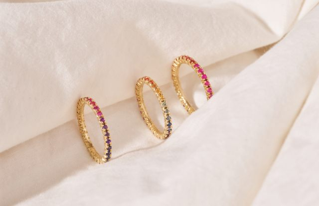 Lil Milan will debut higher-positioned line bejeweled with conflict-free diamonds and sapphires.