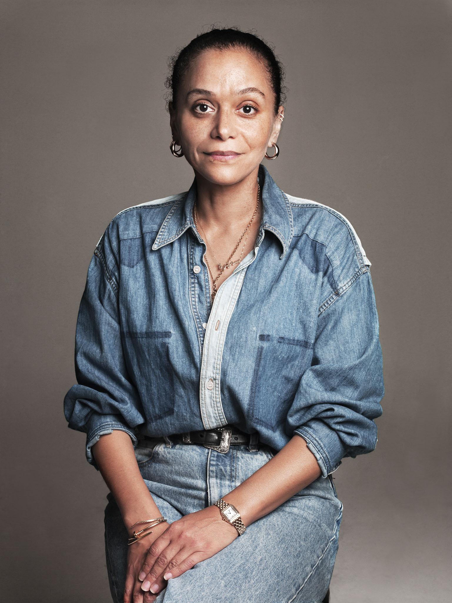 Samira Nasr Portrait