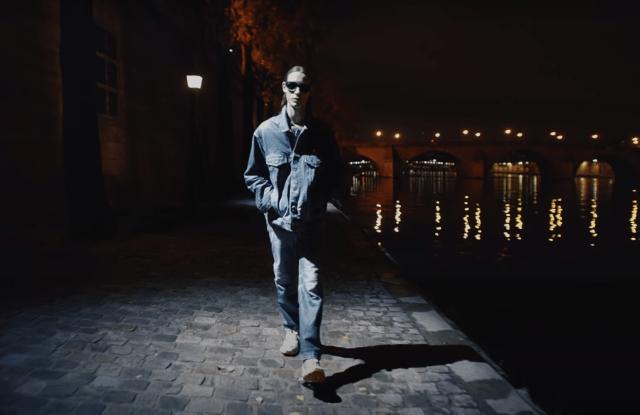 A still from Balenciaga's summer 2021 pre-collection video.