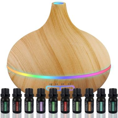 pure daily care, best essential oil diffusers