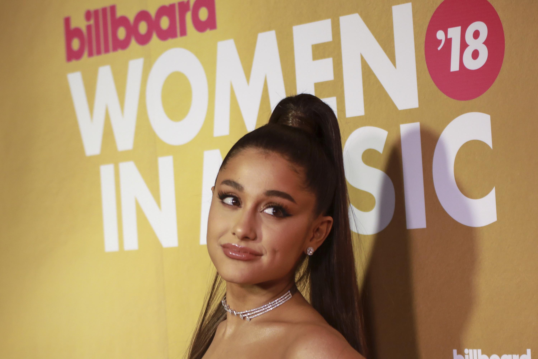 Ariana Grande Is Releasing a Concert Film on Netflix
