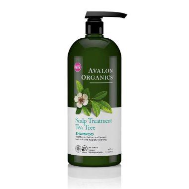 avalon organics, best tea tree oil shampoo