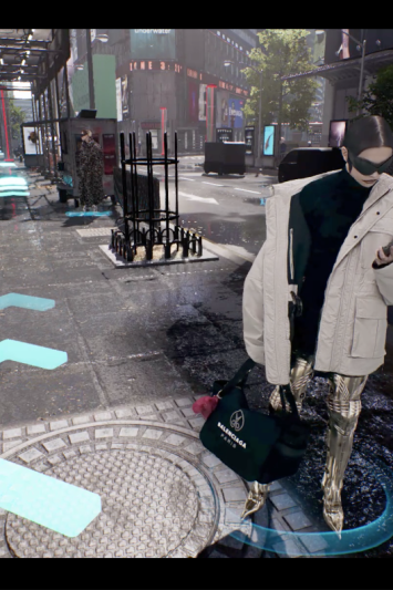 Balenciaga's videogame Afterworld: The Age of Tomorrow
