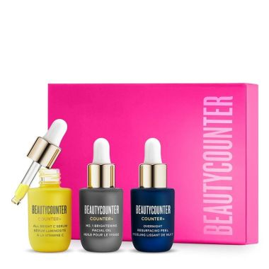 beautycounter counter+ mini skin stars, beautycounter holiday