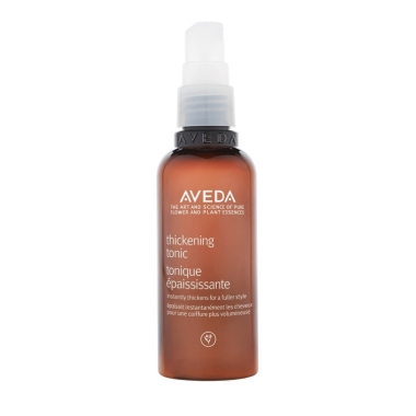 aveda, best thickening hair products