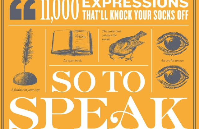 """The cover of the just-released """"So To Speak."""""""