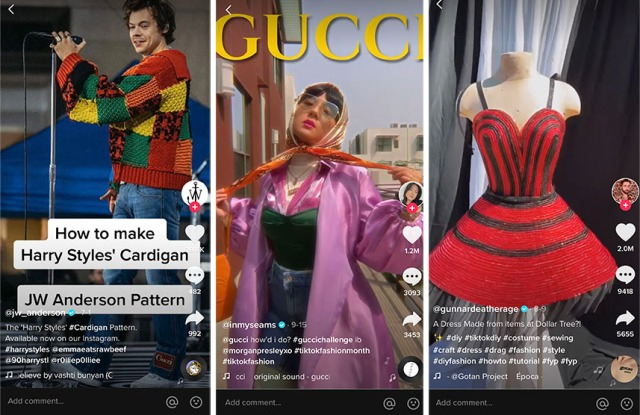 The Biggest TikTok Fashion and Beauty Trends of 2020