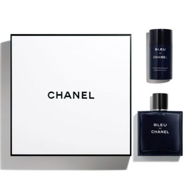 Chanel Bleu de Chanel Eau de Toilette and Deodorant Stick Set
