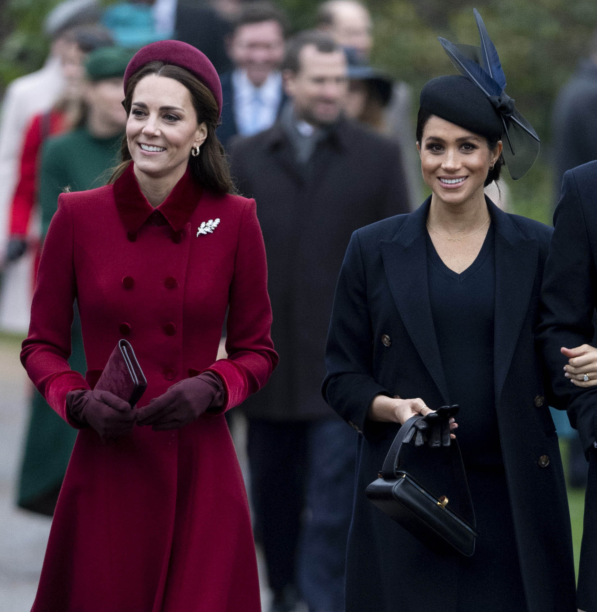 Photos of the British Royal Family Celebrating Christmas