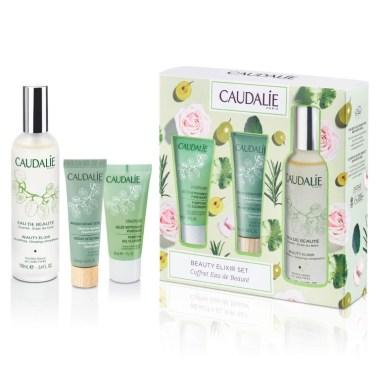 caudale skin care set