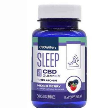 cbdistillery, best cbd gummies for sleep