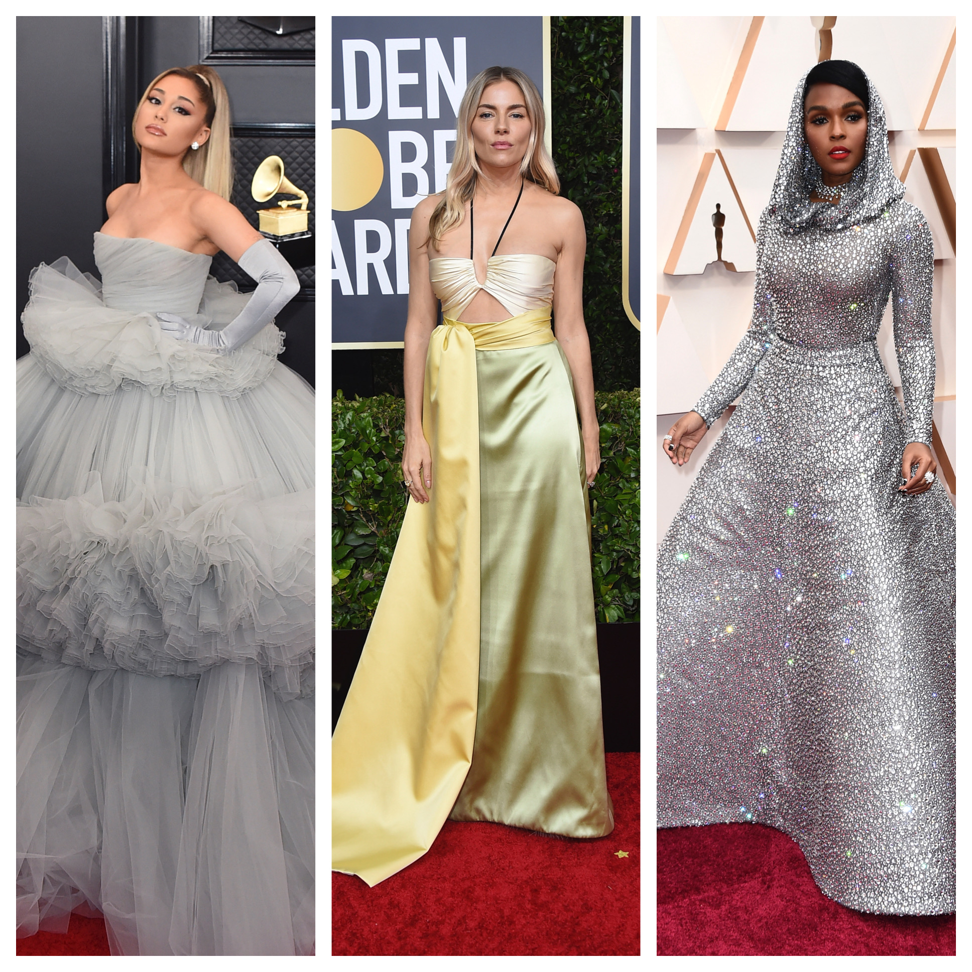 How Celebrities Are Already Wearing Pantone's Colors of 2021