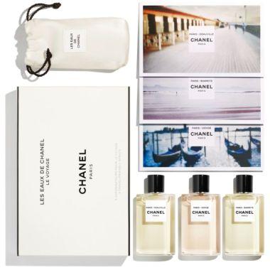 Chanel Les Eaux de Chanel Set
