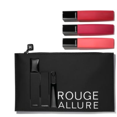 rouge allure liquid powder chanel holiday gift set