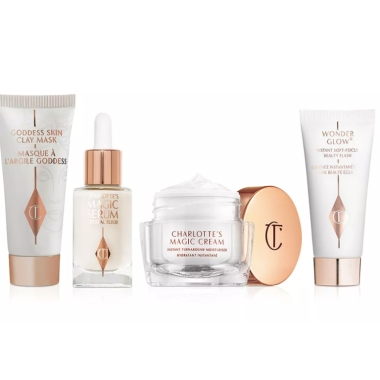 charlotte tilbury skin care set