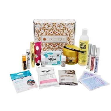 cocotique, best skin care subscription boxes