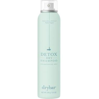 detox dry shampoo, best drybar hair products