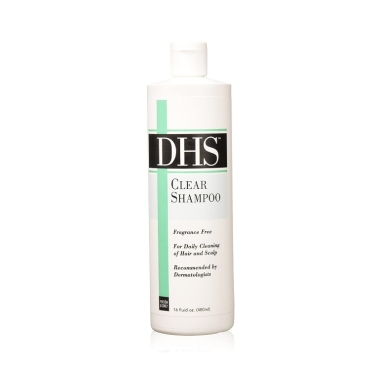 dhs, best fragrance free shampoos