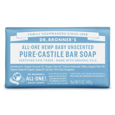 dr bronners, best baby bath products