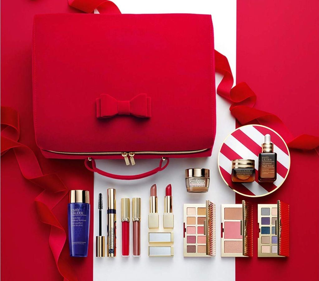 Estee Lauder Christmas Set 2021 Estee Lauder Christmas Gift Set 2020 What You Need To Know Wwd