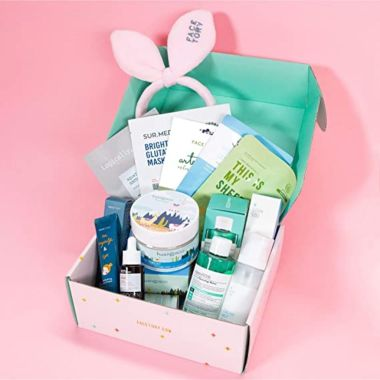 facetory, best skin care subscription boxes