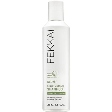 fekkai scalp calming shampoo cbd hair products