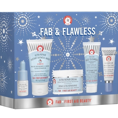 first aid beauty skin care set