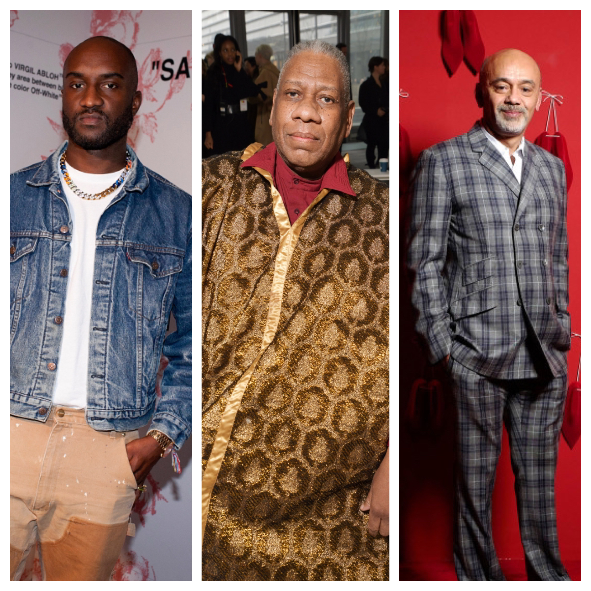 Virgil Abloh, Andre Leon Talley, Christian Louboutin and More to Present at FN Achievement Awards
