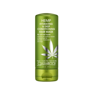 giovanni hemp hydrating hair mask cbd hair products