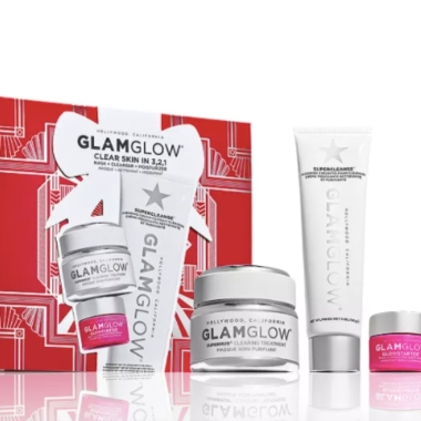 Glamglow Clear Skin in 3, 2, 1 Gift Set