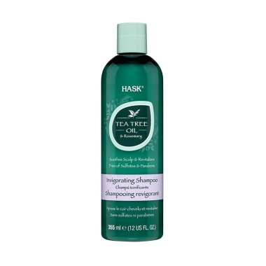 hask, best tea tree oil shampoos