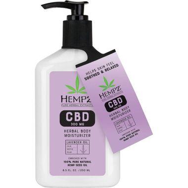 hempz, best cbd massage lotion