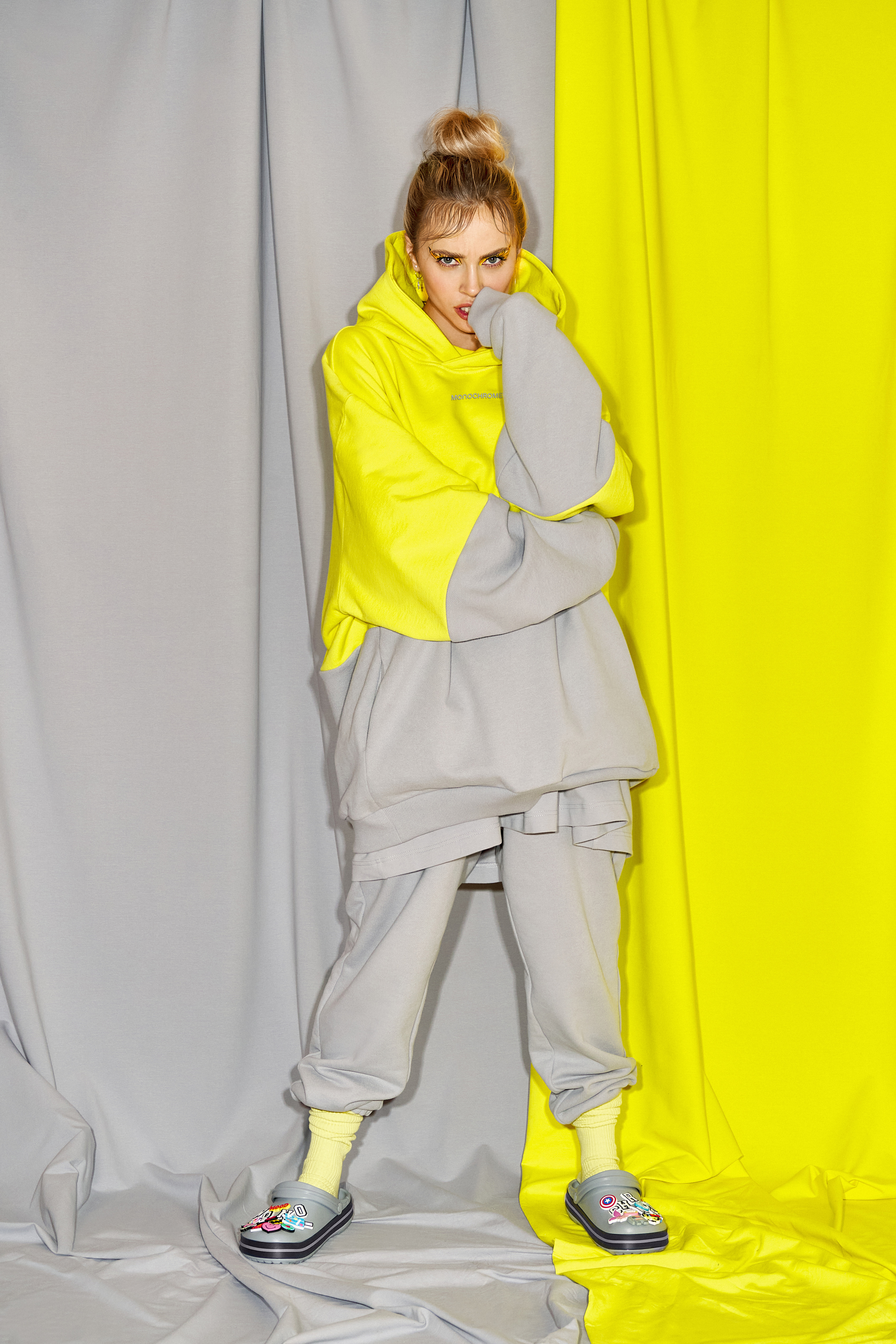 MONOCHROME + PANTONE'S Hoodie Color of the Year 2021